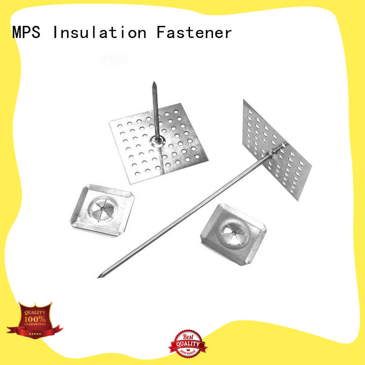 MPS Wholesale insulation pins and clips manufacturers for fixation