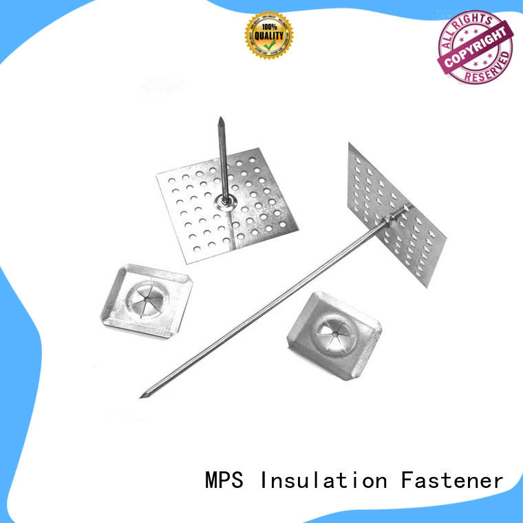 MPS jhook insulation nails factory price for household