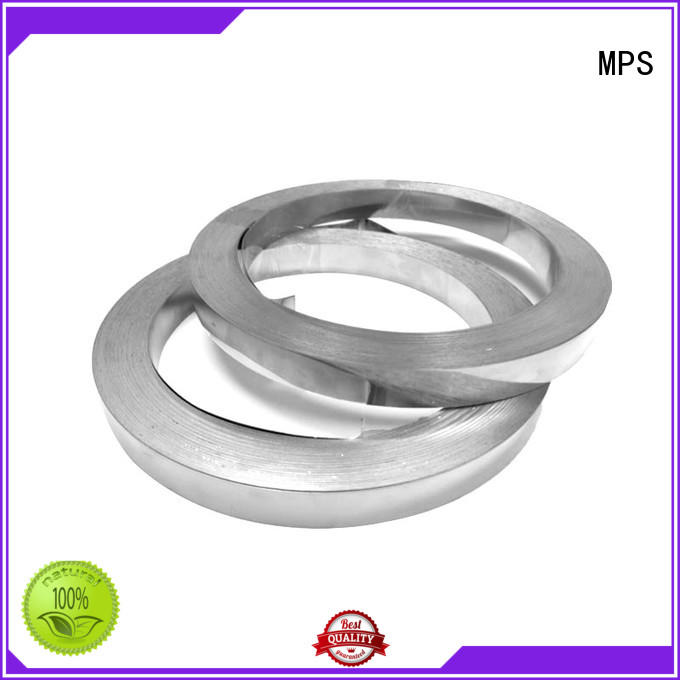 hook stainless steel wing seal insulation for blankets MPS