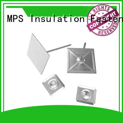 MPS perforated base insulation hangers Supply for boards