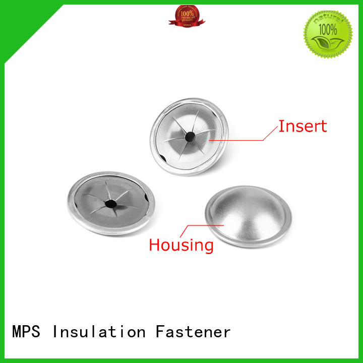 MPS self locking insulation washers factory for insulation