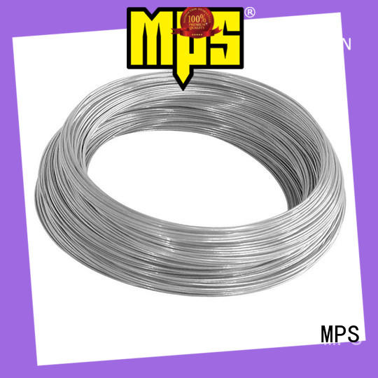 MPS high quality stainless steel spring customized for marine