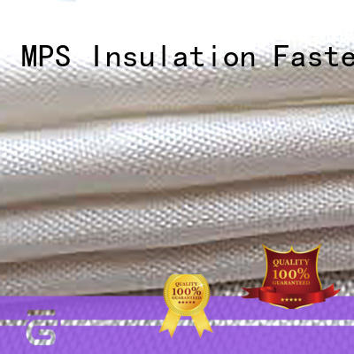 MPS abrasion resistant silica texturized fabrics industrial for hoses