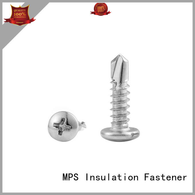 stainless self tapping screws for industrial MPS