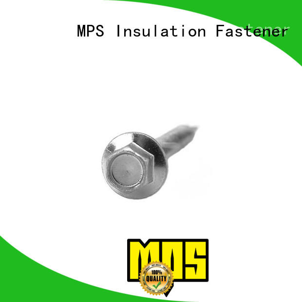 MPS efficient rigid insulation fasteners manufacturers for industrial