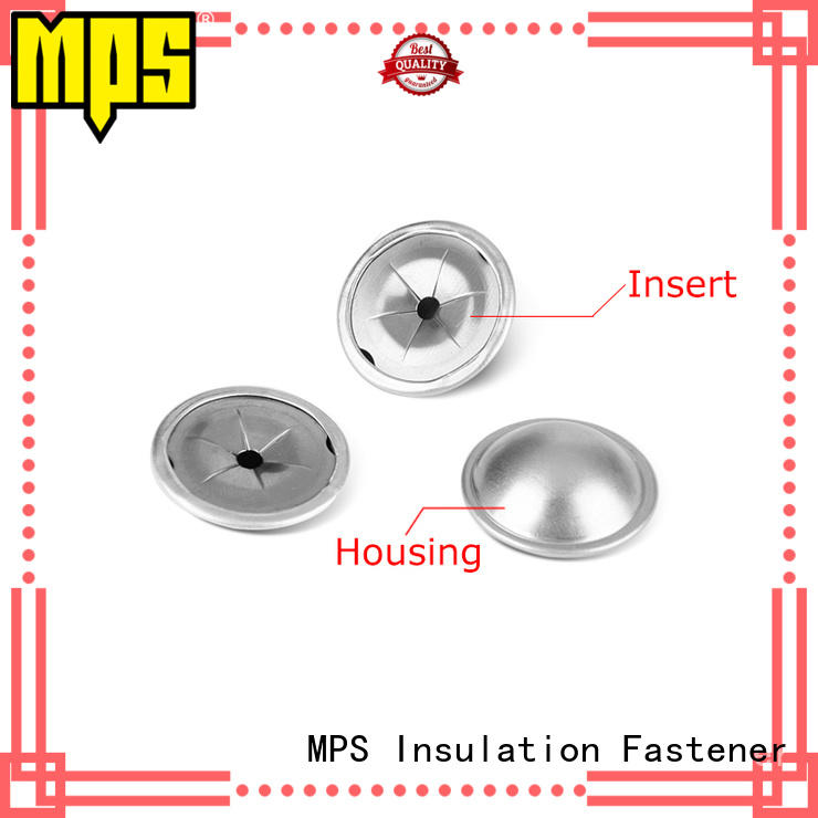 self locking insulation supply design for fixation