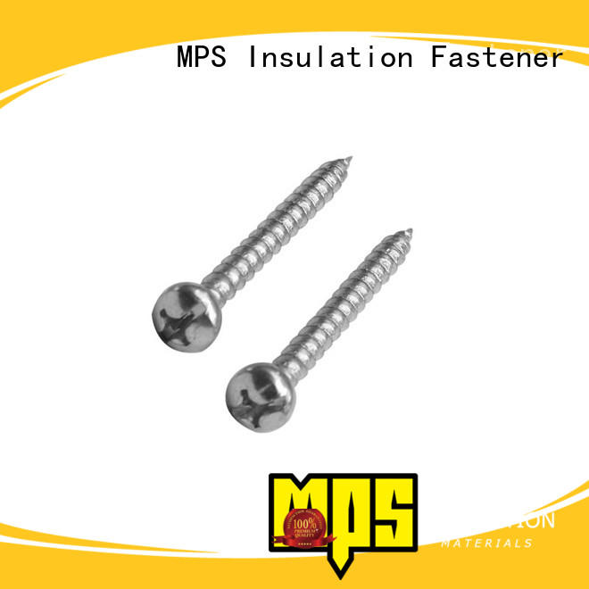 MPS stable self drilling screws directly sale for household