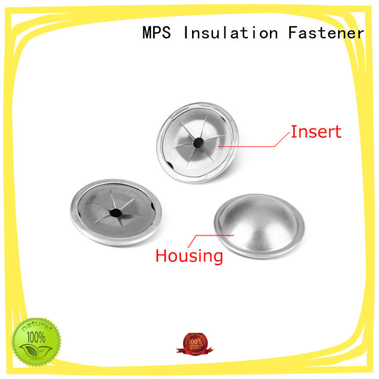 round self locking washers for insulation MPS