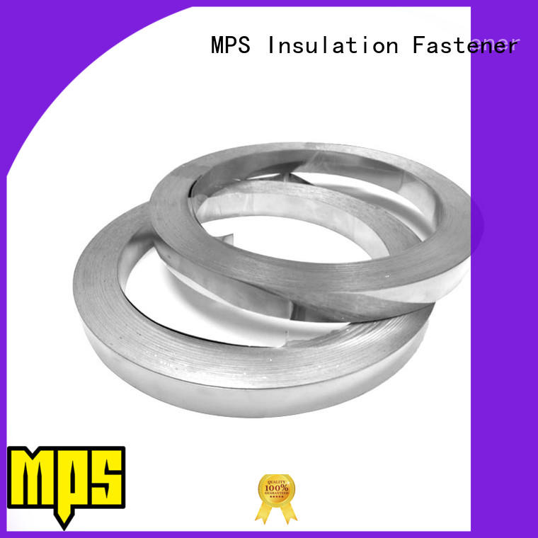 MPS rectangular stainless steel spring from China for marine