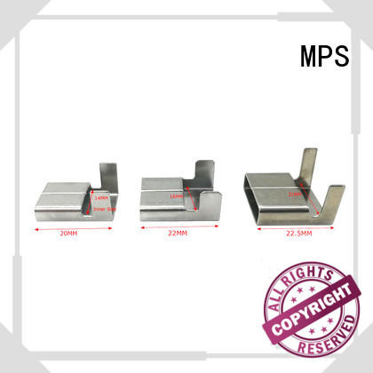 MPS stainless steel tooth buckles factory for blankets