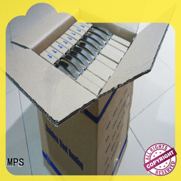 MPS knitted stainless steel spring Suppliers for marine