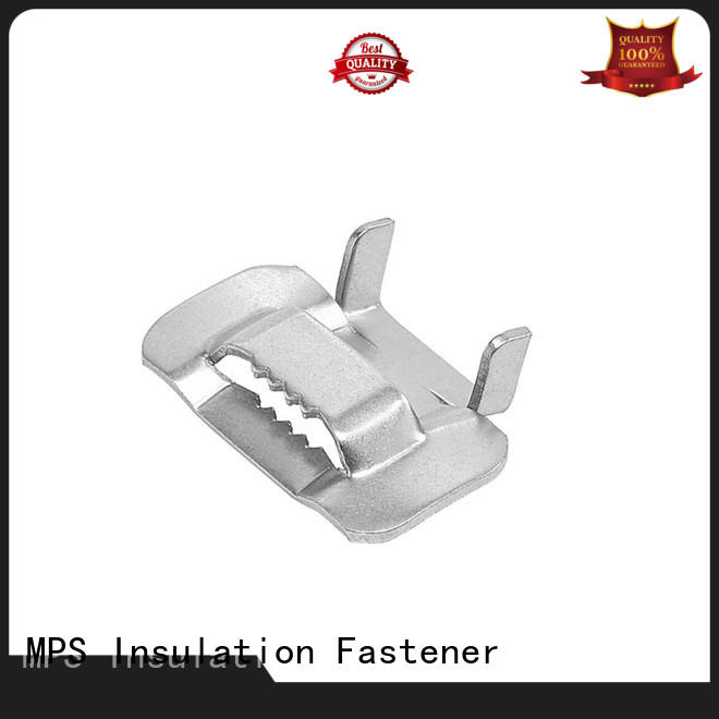 Stainless Steel Tooth Buckles