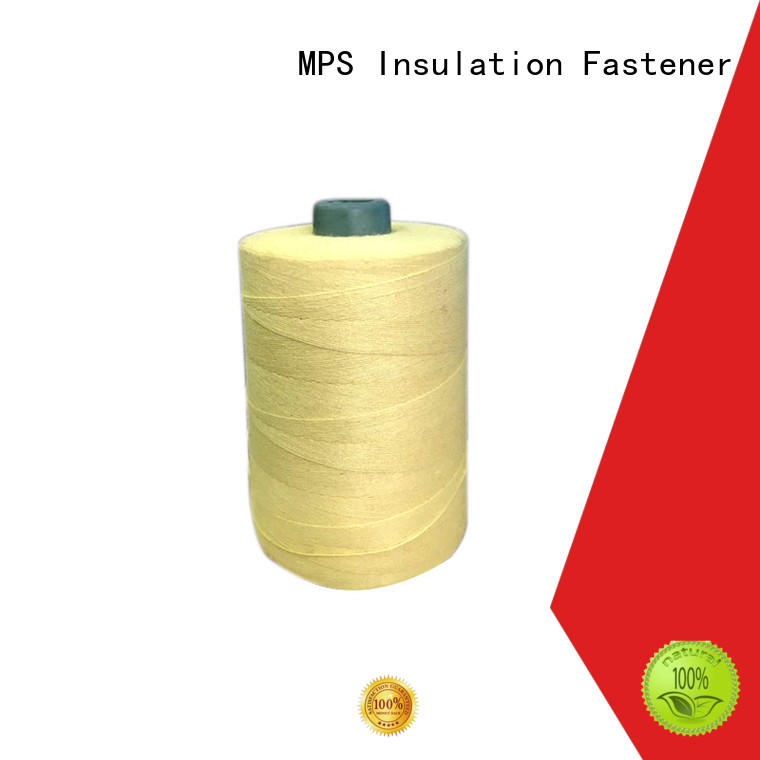 MPS durable aramid sewing thread sewing for clothing