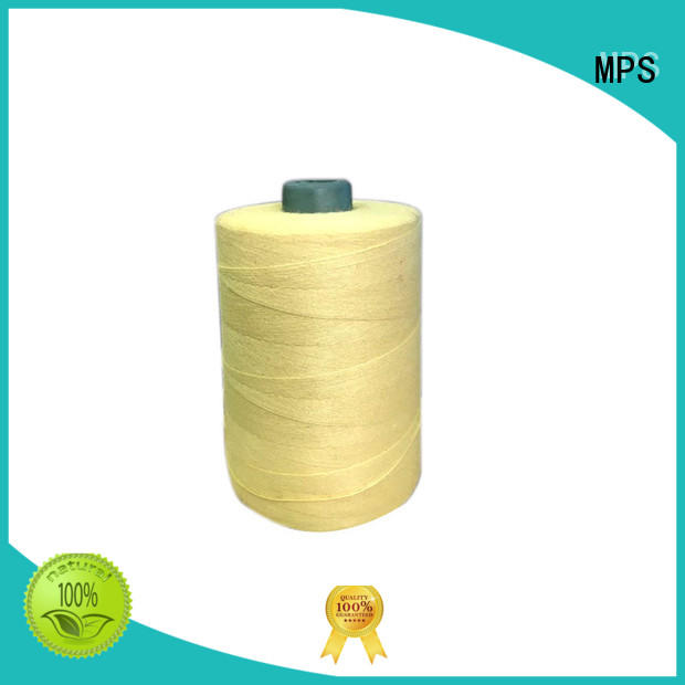 MPS widely used sewing thread with good price for insulating