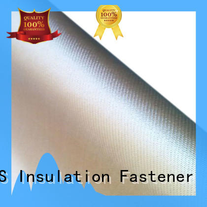 MPS electrical insulation silica texturized fabrics factory for tube
