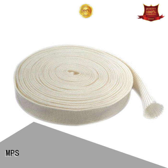 industrial silica fabrics tapes for hoses MPS