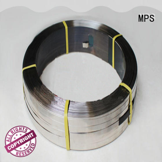 MPS banding wing seal clips factory for blankets