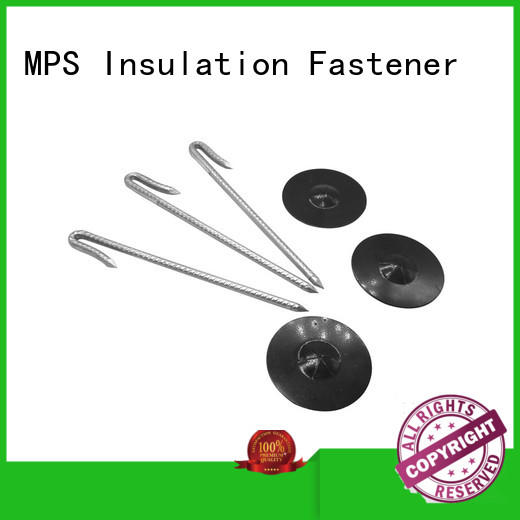 MPS weld insulation hangers factory price for blankets