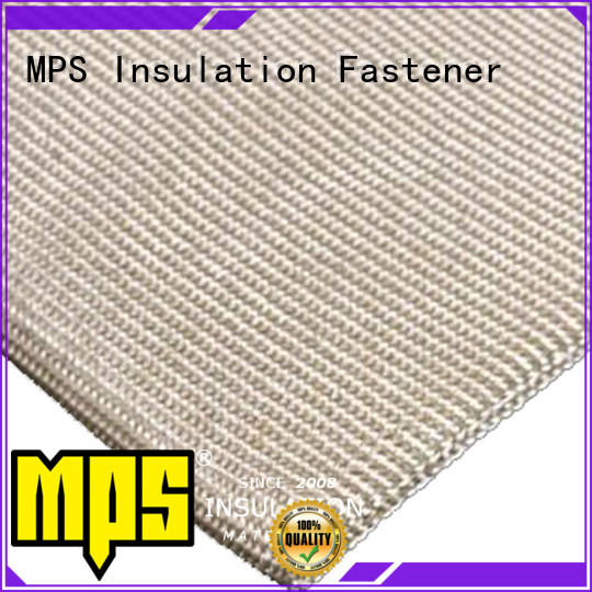 MPS heat proof thermal fabric factory price for tube