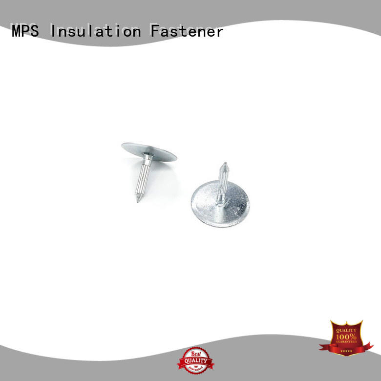 MPS cup head insulation pins hook for fixation