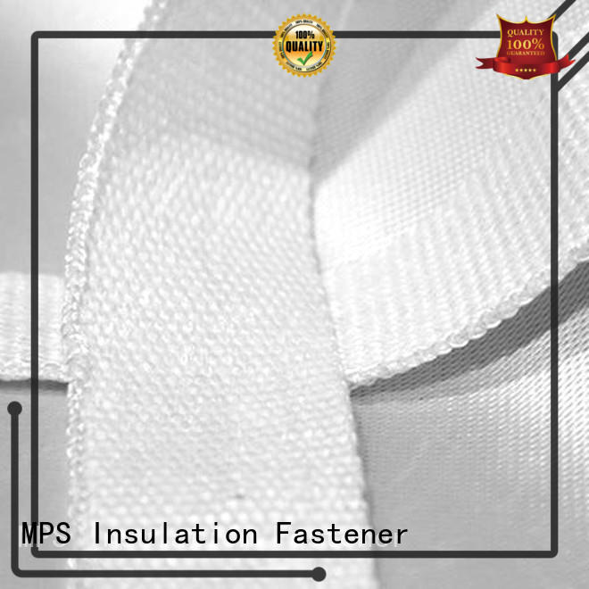 MPS abrasion resistant silica fabrics factory for tube