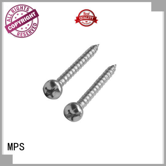MPS quality self tapping screws from China for industrial