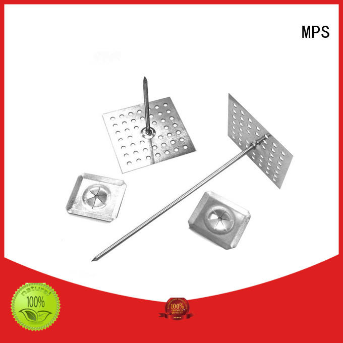 Perforated Base Pins
