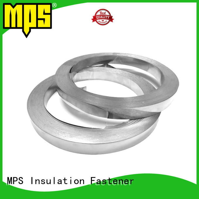 mesh stainless steel wing seal mattresses for powerplant MPS