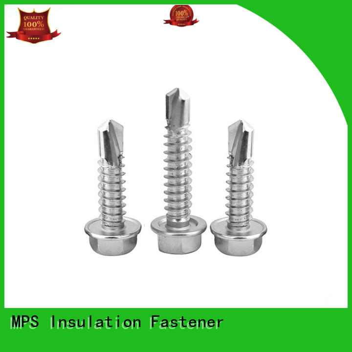 MPS rigid insulation screws manufacturer for construction