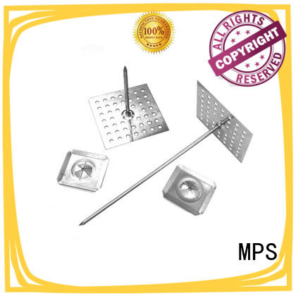 MPS weld insulation pins factory price for blankets