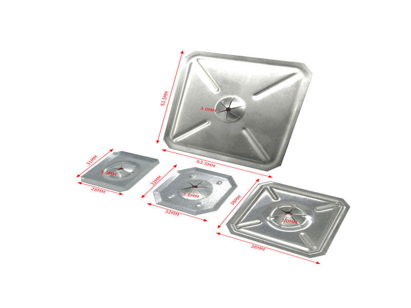 square self locking washers for fixation MPS-3