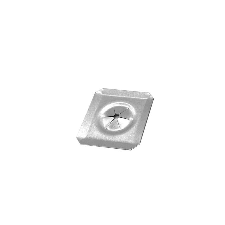 mesh round self locking washers caps for industry MPS