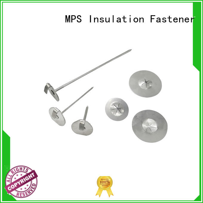 hook insulation stick pins custom-made for fixation MPS