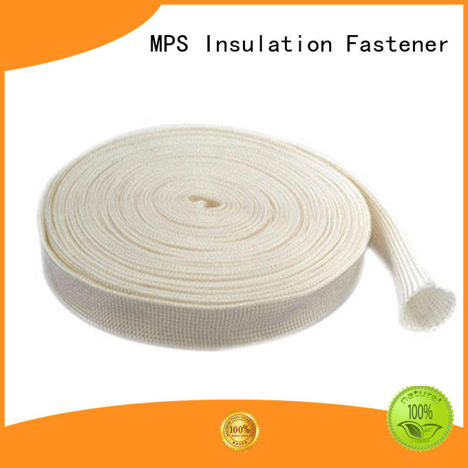 MPS abrasion resistant silica tapes personalized for pipe