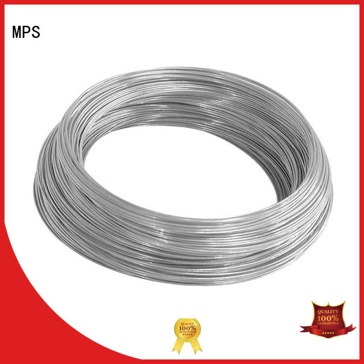 tubular stainless steel wire custom-made for blankets