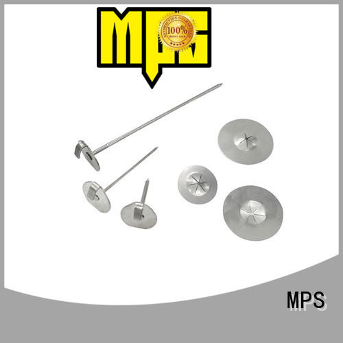 MPS hook CD weld pin personalized for household