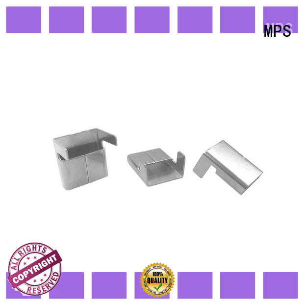 MPS stocking stainless steel tooth buckles personalized for industry